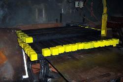 Moldeados para siderurgia Productos de goma
